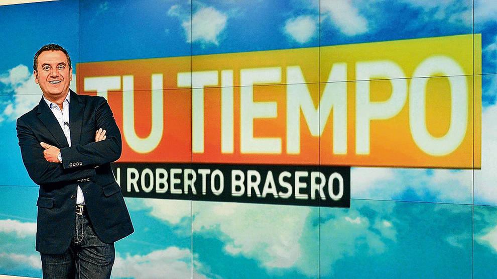 Television roberto brasero me veo hablando del tiempo de aqu a la eternidad noticias de - Ver el tiempo en utrera ...