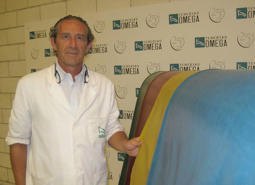 El sector del autom vil impulsa el crecimiento de tener as omega y duplica su plantilla diario - Alberto navarro ...