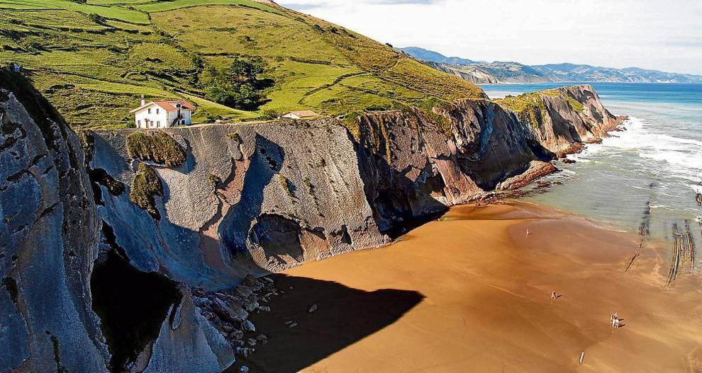 Resultado de imagen de playa de itzurun