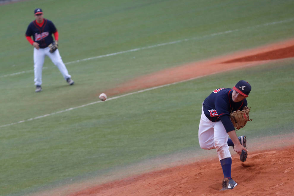 9771292882b1c El trabajo del lanzador o  pitcher  desde su montículo es clave para el  devenir de los encuentros. En la foto