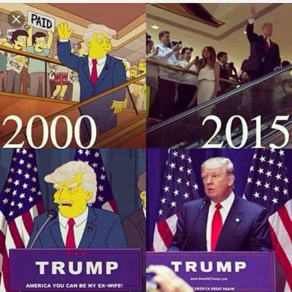 'Memes' de Trump (1/21) - Las redes sociales se llenan de 'memes' tras la victoria de Donald Trump. - Contenidos -