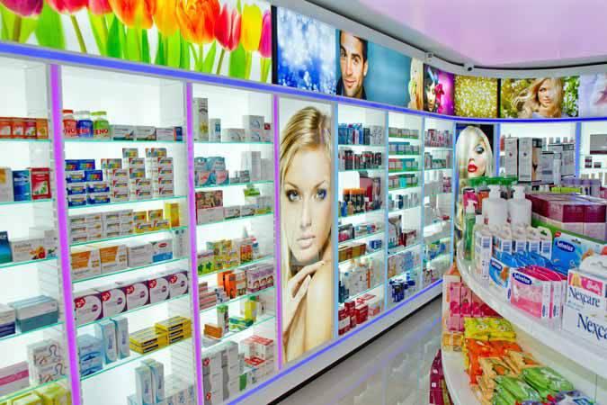 Un producto de parafarmacia puede ser hasta un 34 m s for Decoracion de farmacias
