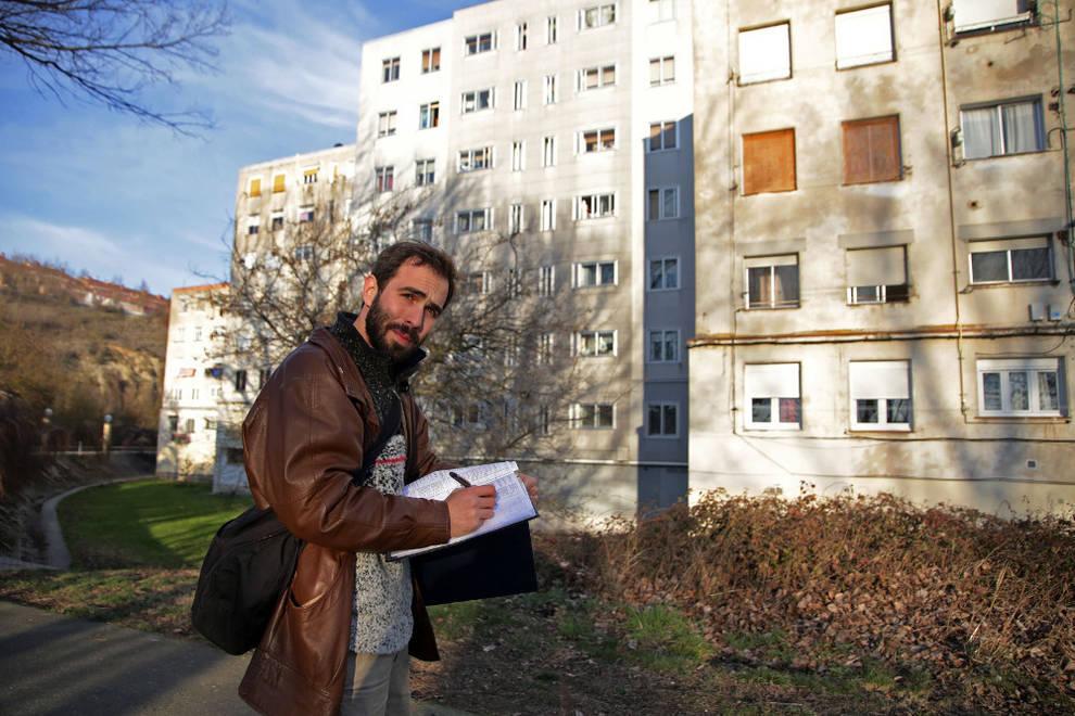 Arquitectos de la un investigan la pobreza energ tica en pamplona noticias de pamplona en - Arquitectos en pamplona ...