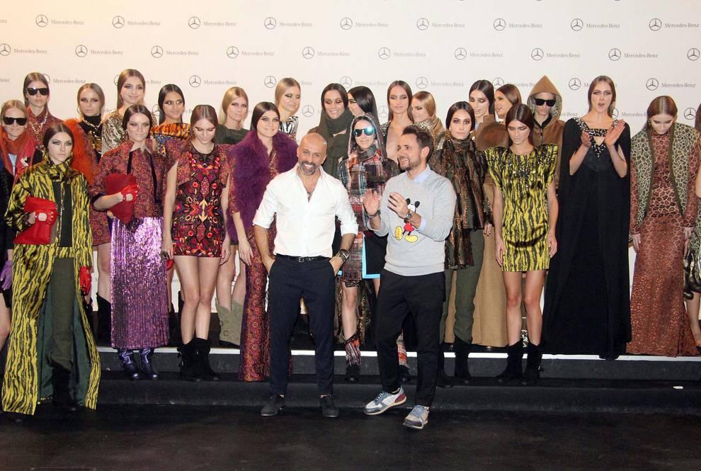 Dos diseñadores navarros, en Fashion Week Madrid (1/33) - Álvaro Castejón (Alvarno) y Jesús Lorenzo (Groenlandia) presentaron sus colecciones este lunes en la pasarela madrileña - Moda -