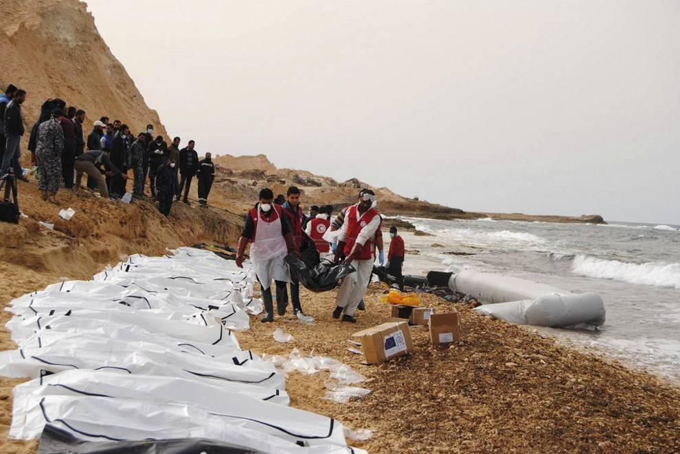 La tragedia del Estrecho : 7.000 personas han perdido la vida