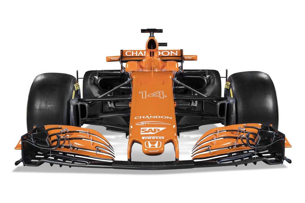 Resultado de imagen de McLaren presenta el MCL32