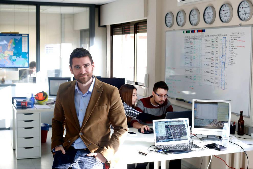 La ingenier a tetrace se internacionaliza siguiendo a sus for Oficinas de ing