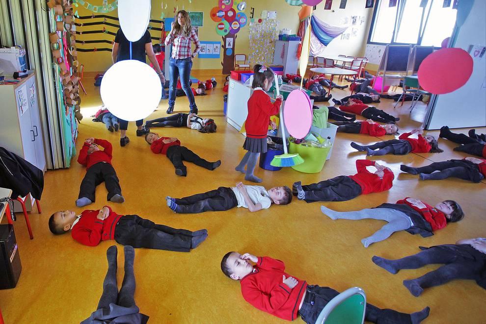 Colegio Luis Amigó (1/36) - Escolares de Luis Amigó - Navarra -