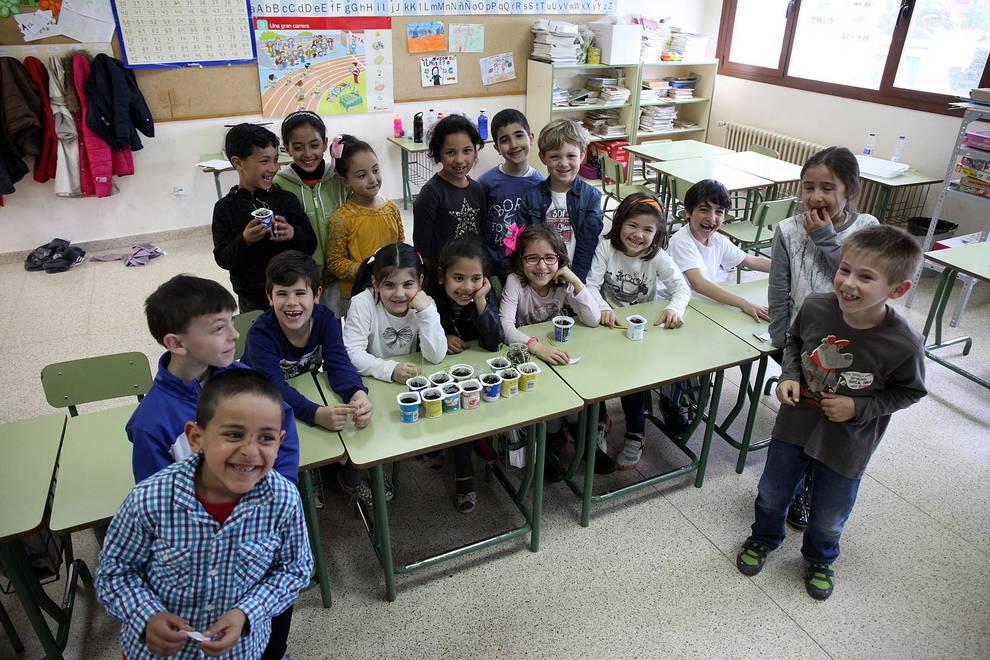 Colegio Teresa Bertrán de Lis (1/33) - Escolares del CPEIP Teresa Bertrán de LIs de Cadreita - Navarra -