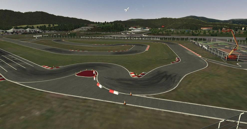 Circuito Fernando Alonso : Muere un niño en accidente de kart el circuito