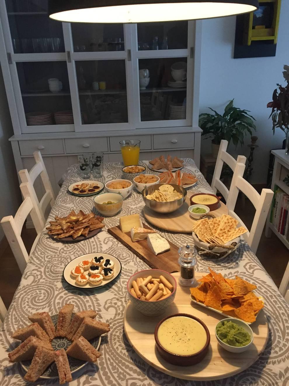 Trucos para hacer una merienda en casa y triunfar noticias de gastronom a en diario de navarra - Comidas para cumpleanos en casa ...