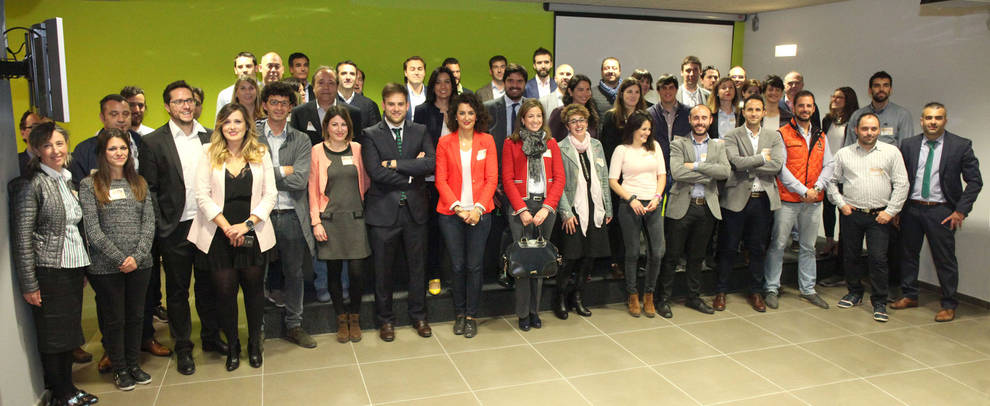 II Encuentro de Jóvenes Empresarios de Aragón, Navarra y Soria (1/9) - Tudela ha acogido este evento organizado por AJE Navarra para poner en común ideas, proyectos y experiencias de los jóvenes empresarios de estas tres regiones. - DN Management -