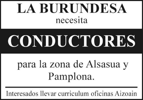 Conductores La Burundesa