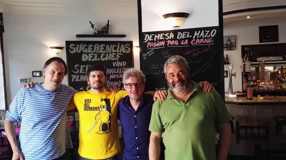 '¡boom Lobos Navarro De ZapataEn Los El Equipo Manu rQtshCd