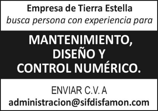 Mantenimiento Estella