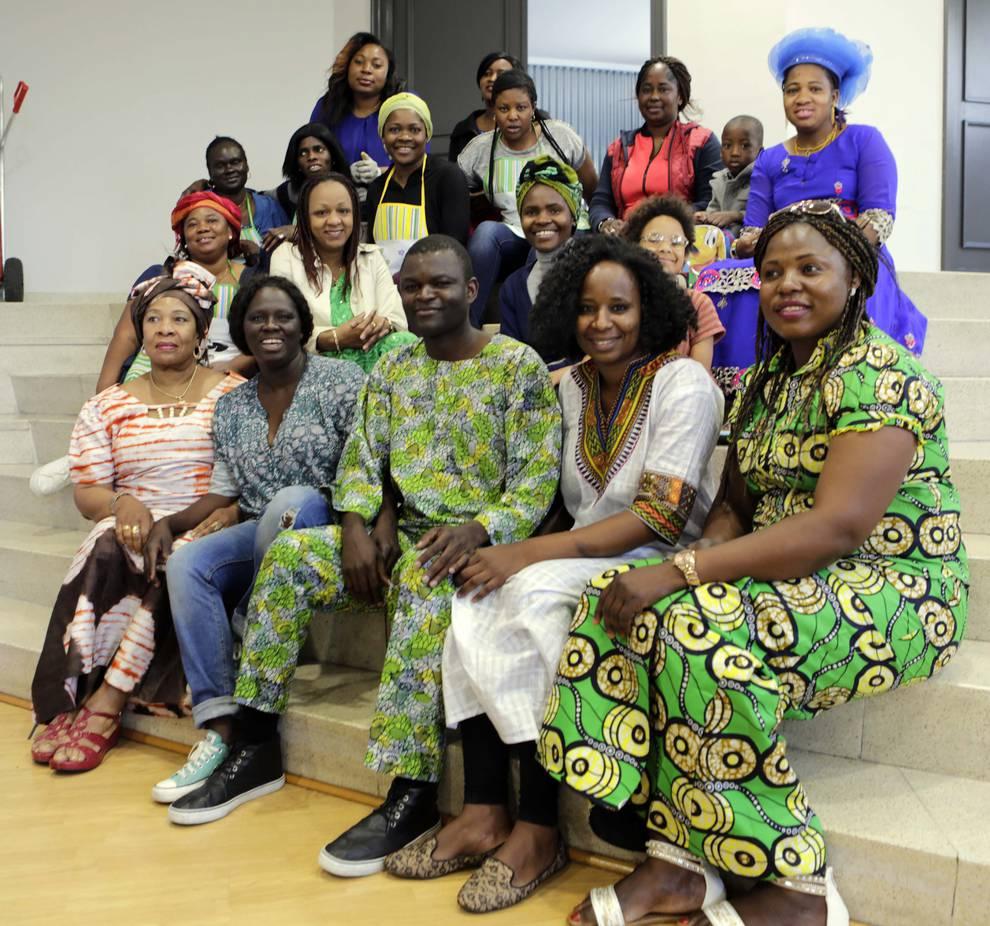 conocer chicos africanos