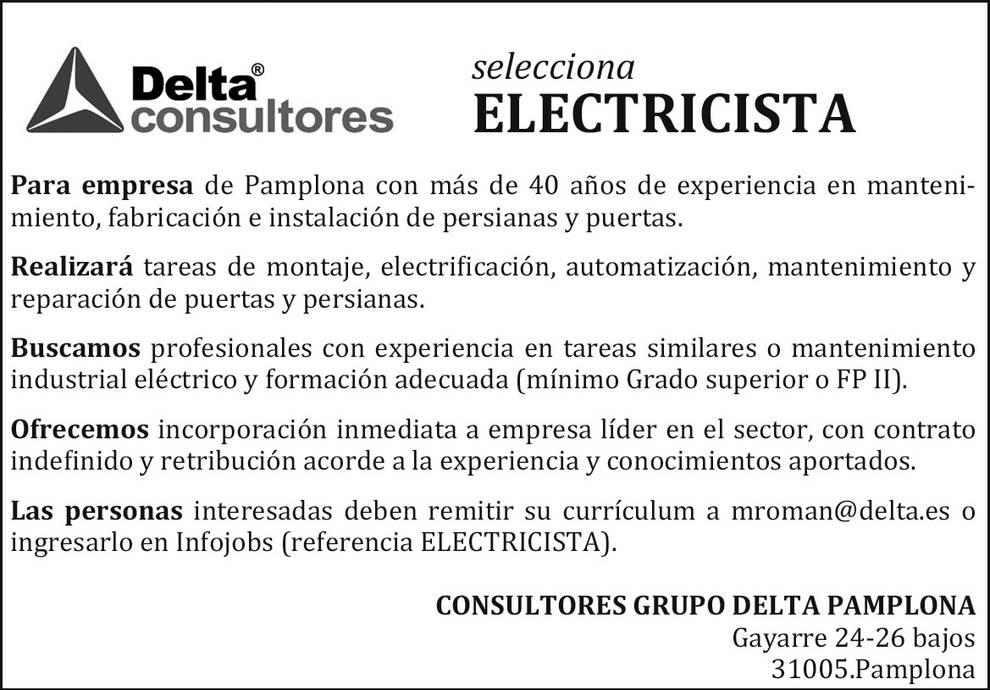 Electricista Delta