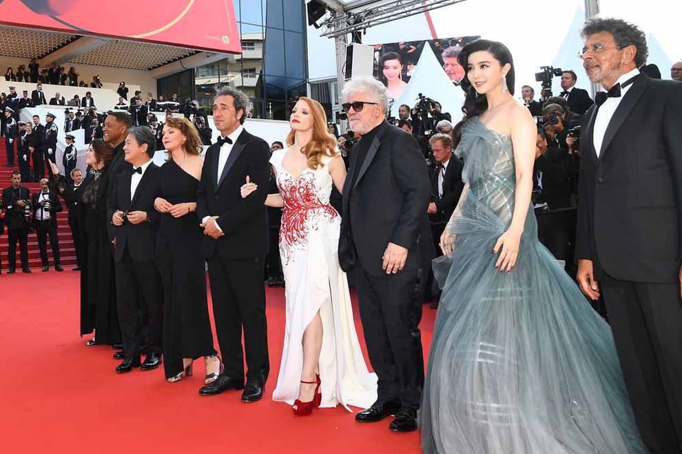 Entrega de premios del Festival de Cannes (1/65) - Imágenes de la entrega de premios del Festival de Cannes 2017. - Cultura -
