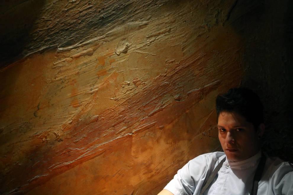 """El reciclaje de la cocina peruana (1/9) - El chef peruano Palmiro Ocampo, chef del restaurante """"1087"""" en Lima. - Gastronomía -"""