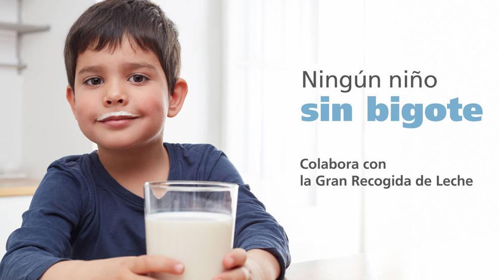 JSP se suma a Ningún niño sin bigote donando 525 litros de leche para la campaña