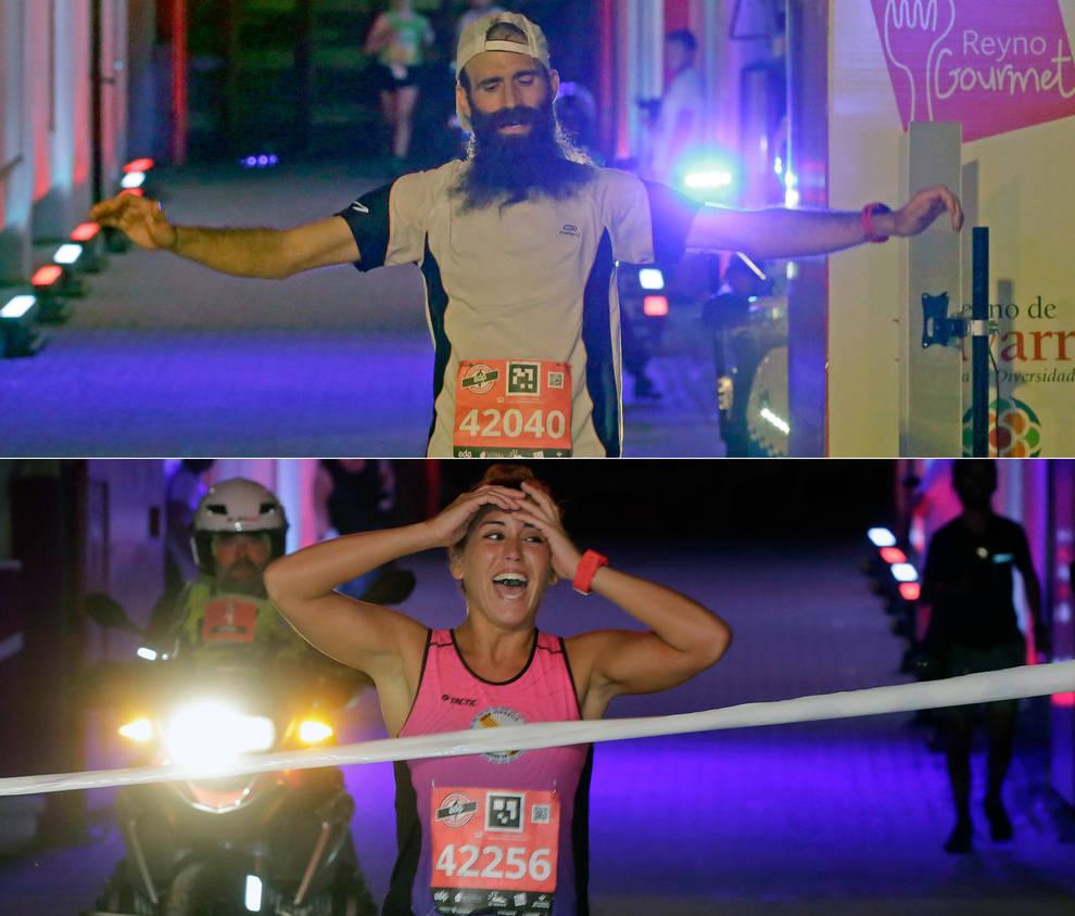 Imágenes de la San Fermín Marathon 2017 (V) (1/40) - Todas las imágenes de la San Fermín Marathon celebrada en Pamplona. - San Fermín Marathon -