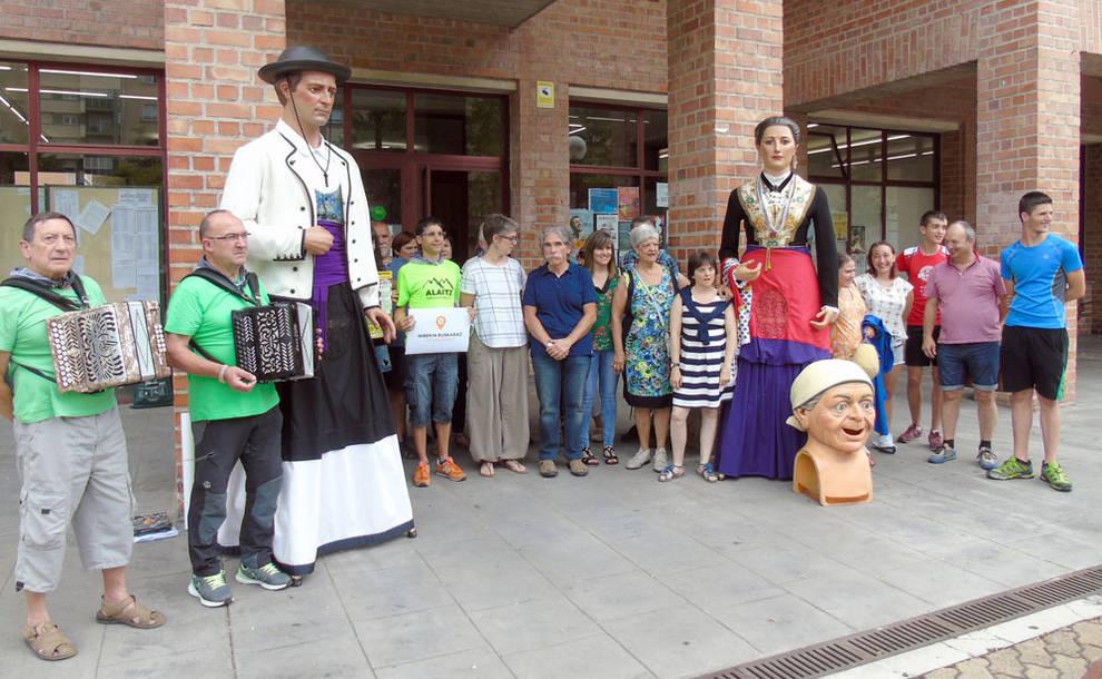 Anfas prenderá la mecha festiva en Barañáin el próximo 28 de junio