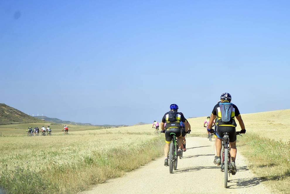 XX Extreme Bardenas (1/53) - Imágenes de la XX Extreme Bardenas - Ciclismo -