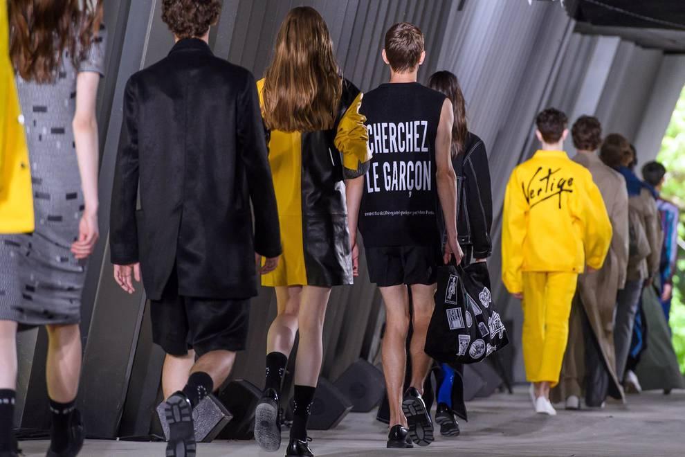 La Semana de la Moda en París (1/13) - Colección moda masculina 2018 para la temporada primavera/verano - Moda -