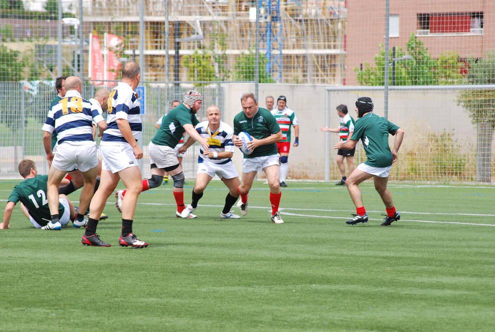 Torneo San Fermín Rugby Sevens (1/5) - Como viene sucediendo desde el año 2003, el Torneo San Fermín Rugby Sevens volverá el 5 de julio para convertirse en el txupinazo deportivo previo a las fiestas de de Pamplona. - Más deporte -