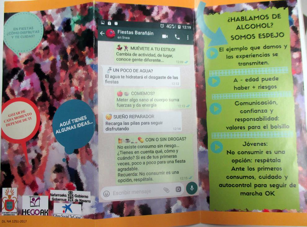 El Ayuntamiento de Barañáin lanza varias campañas de sensibilización ...