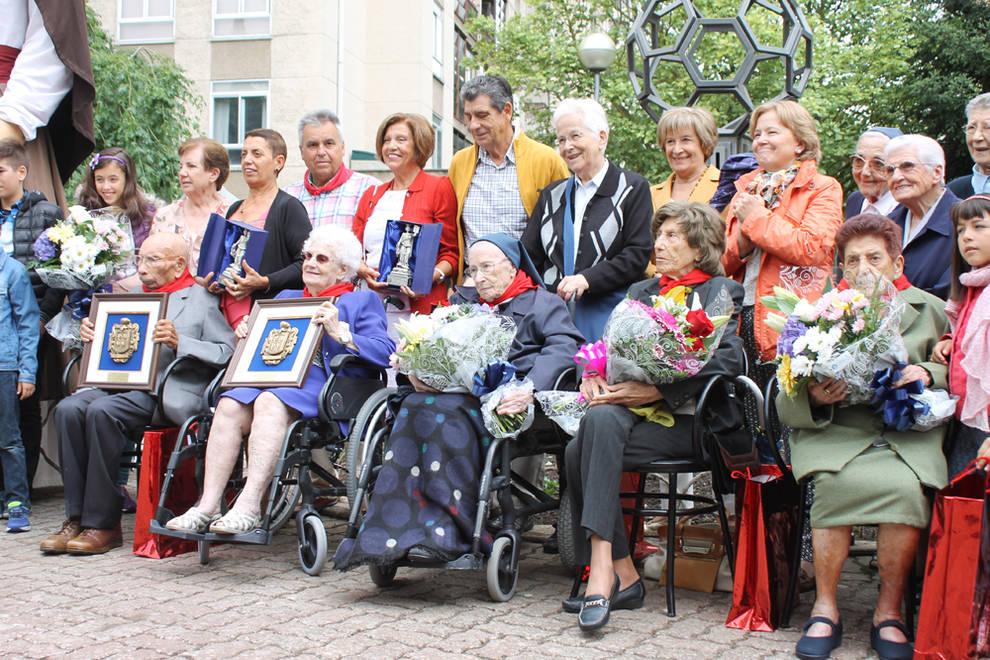 Día de las personas mayores en Barañáin (1/9) - Día de las personas mayores en Barañáin - Vivir en Barañáin -