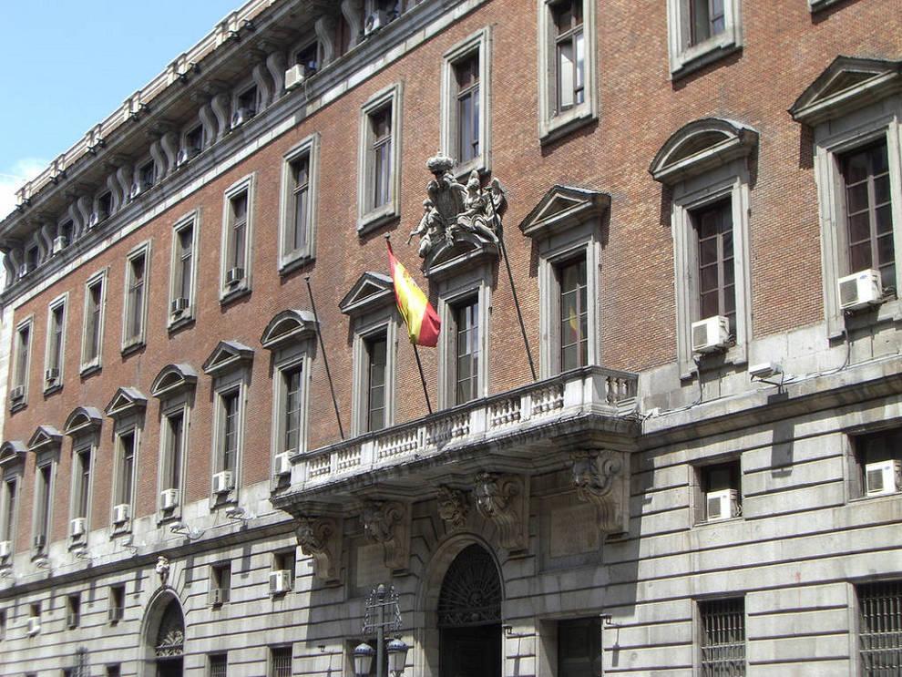 Tres comunidades acaparan hasta el 70 de fondos for Ministerio de seguridad espana