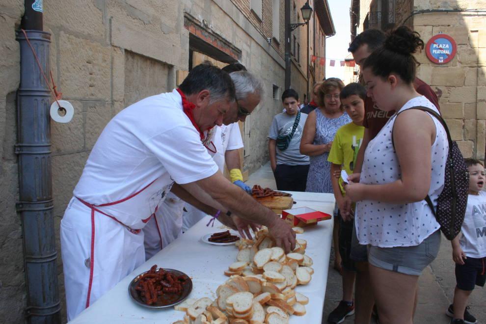 Fiestas de Viana 23 de Julio de 2017 (1/12) - Viana celebra sus fiestas patronales - Tierra Estella -