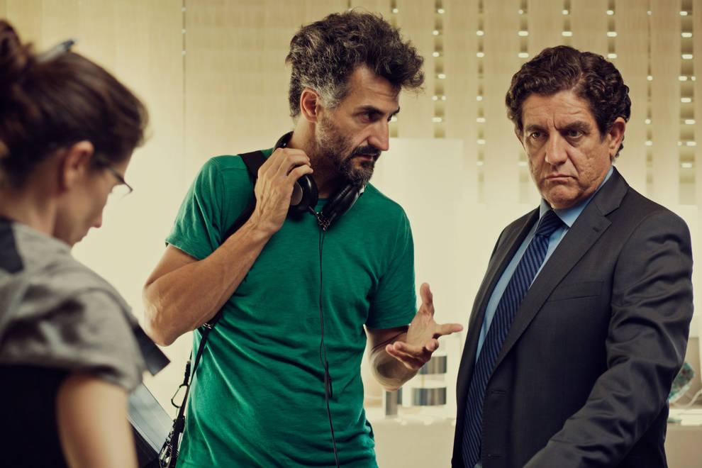 Rodaje en Navarra de la tercera película de Ibon Cormenzana ...