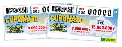 La once da un premio de euros en pamplona for El cuponazo de la once