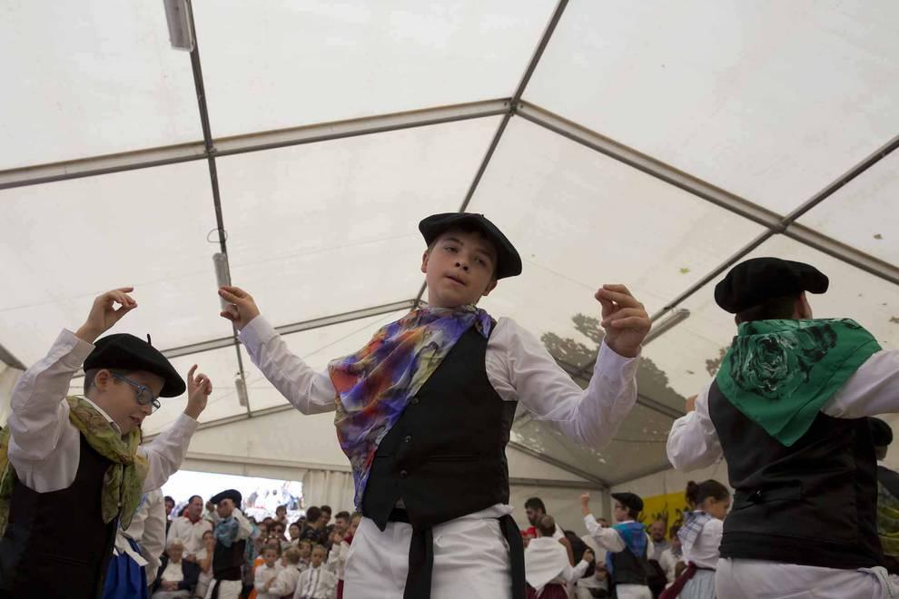 Berriozar honra a su patrón (1/15) - Imágenes del día grande de las fiestas de Berriozar - Pamplona y Comarca -