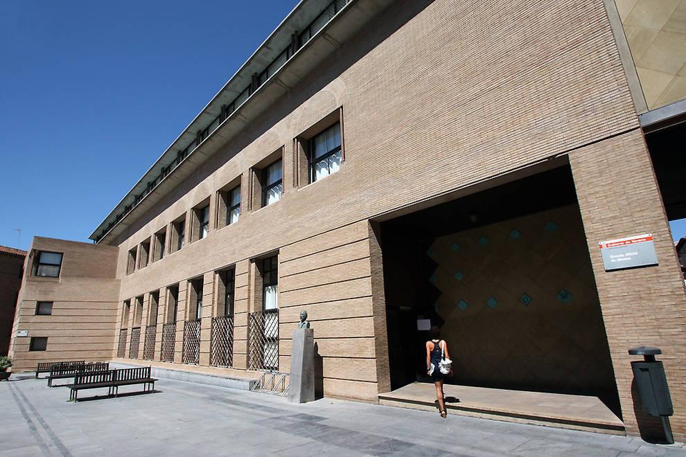 La Escuela Oficial De Idiomas De Tudela Oferta 1 250 Plazas Para El Nuevo Curso Noticias De Tudela Y Ribera En Diario De Navarra