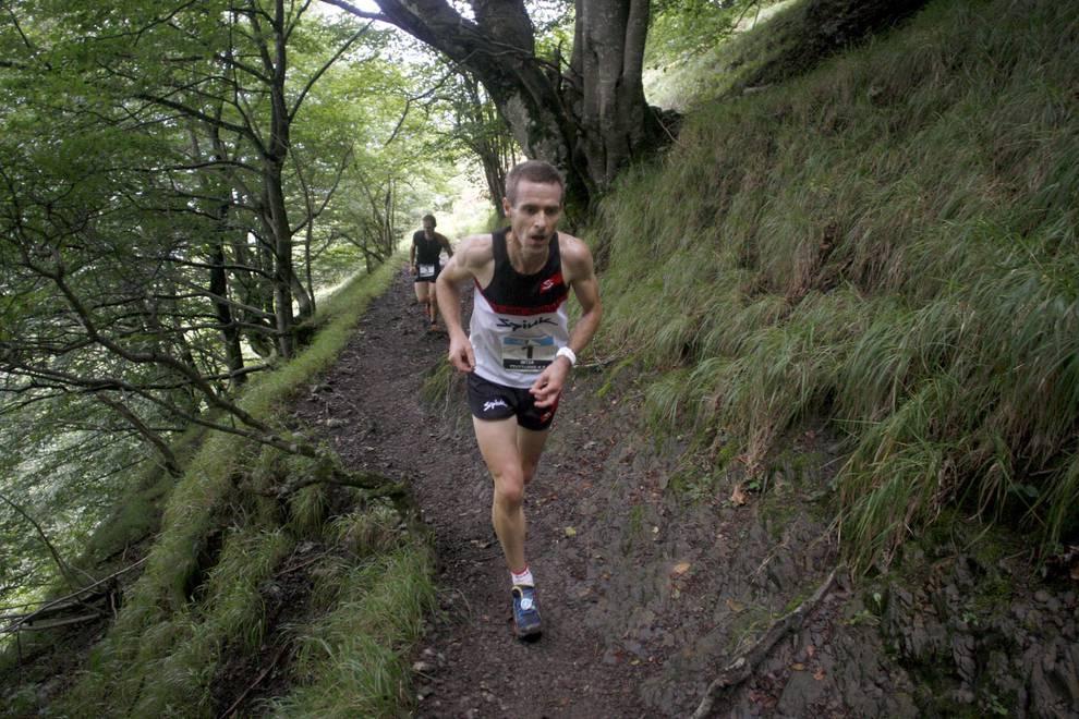 Kilómetro Vertical Intza-Ttutturre (1/78) - El Kilómetro Vertical Intza-Ttutturre se estrena con nota como Campeonato Navarro - Correr por montaña DN Running -