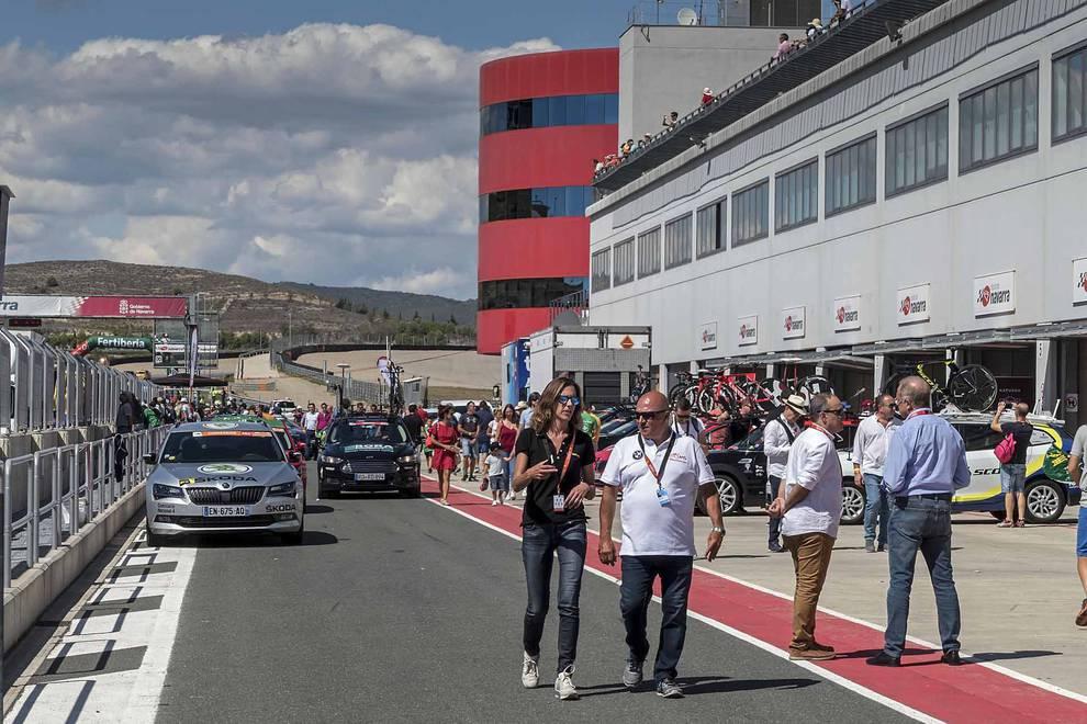 Circuito Los Arcos : El circuito de navarra anuncia su calendario de carreras para