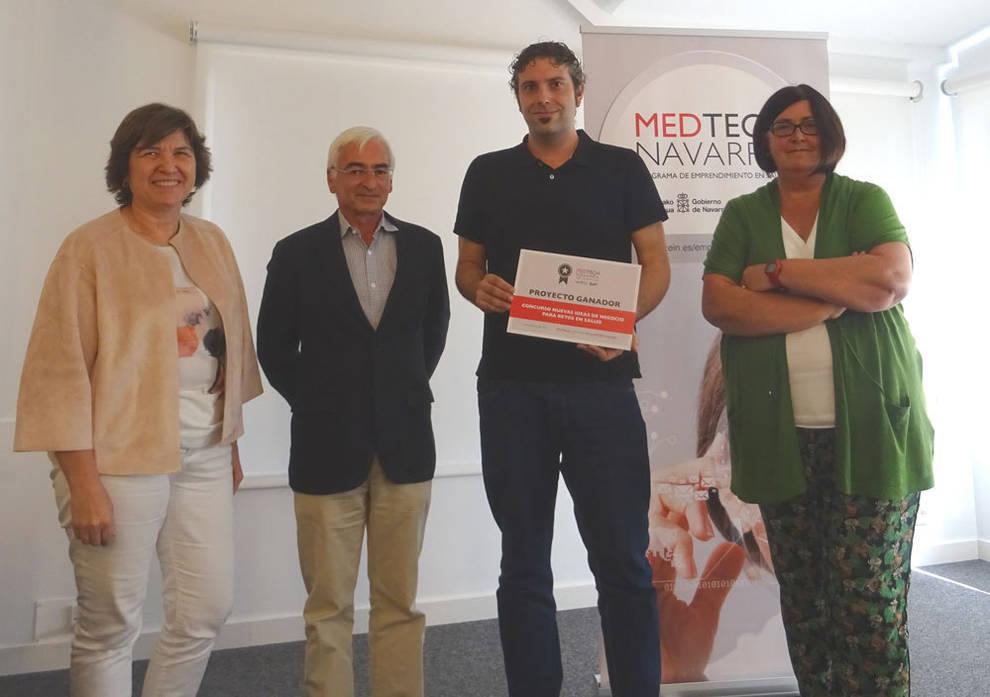 MEDTECH Navarra premia un servicio de diagnóstico basado en inteligencia artificial