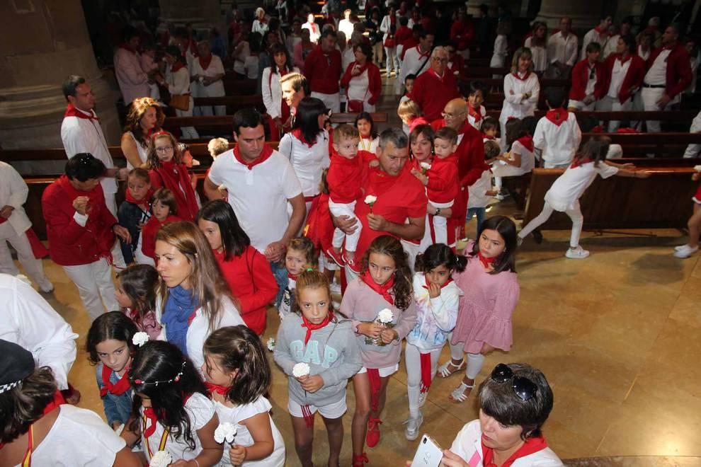 Día del niño en fiestas de Cintruénigo (1/12) - Cintruénigo dedicó el domingo  a los vecinos más pequeños de la localidad - Tudela y Ribera -