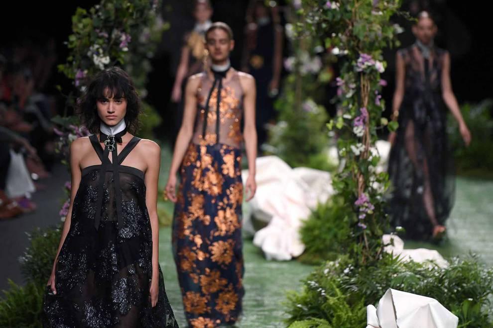 Desfile de Alvarno en la Mercedes - Benz Fashion Week Madrid (1/19) - Imágenes del desfile de Alvarno - Moda -