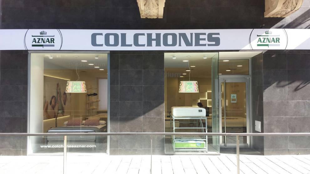 Colchones Aznar se expande hasta Pamplona | Noticias de Pamplona en ...