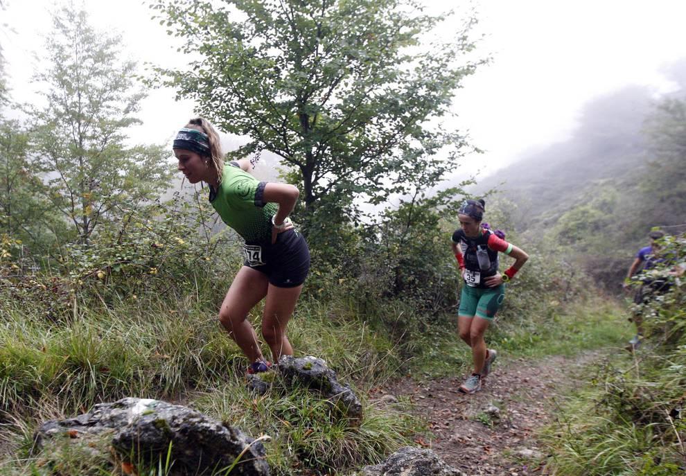 IX Media de montaña Olatzagutia-Urbasa (1/63) - Galería de imágenes de la carrera celebrada este sábado. - Correr por montaña DN Running -