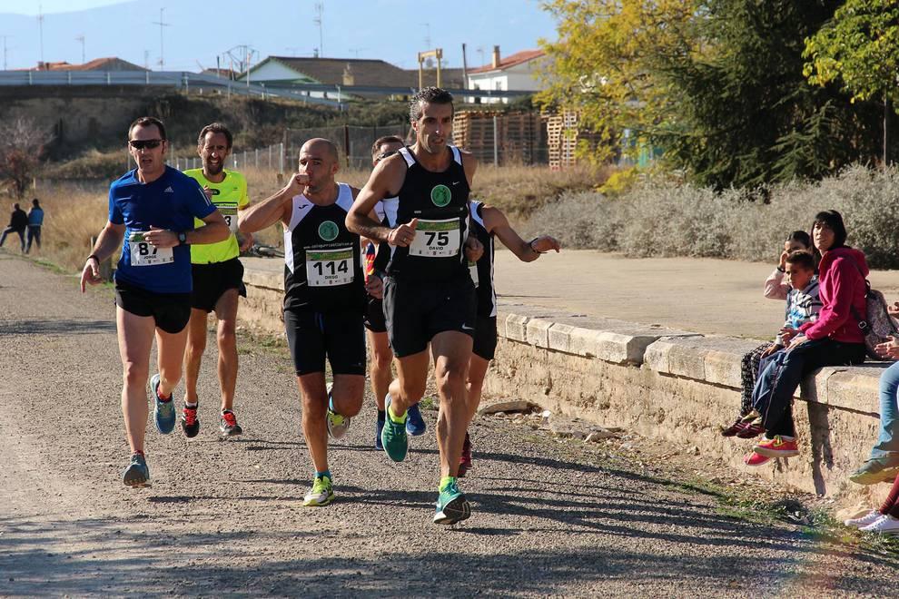 XXIV Vía Verde del Tarazonica (1/24) - La carrera popular se disputó este domingo 29 de octubre. - Contenidos -