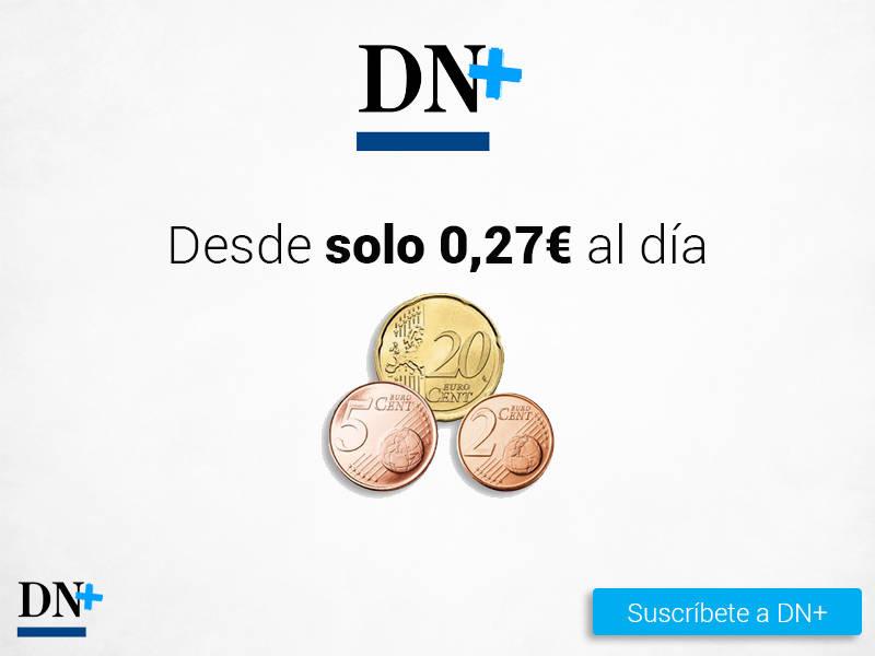 por sólo 0,28€ día DN+