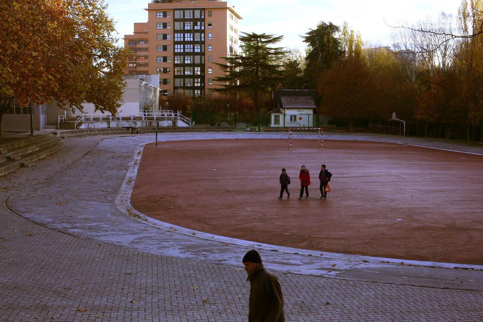 Impulsada la redacci n del proyecto del nuevo parque de for Pisos en san jorge pamplona