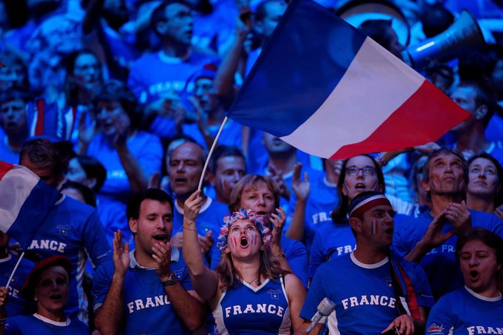 Conocer gente en francia