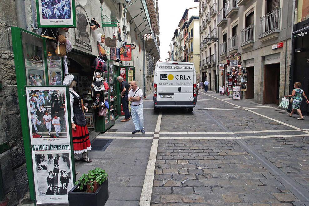 Pamplona tendr en abril un concurso de decoraci n de fachadas balcones y ventanas noticias - Decoracion pamplona ...