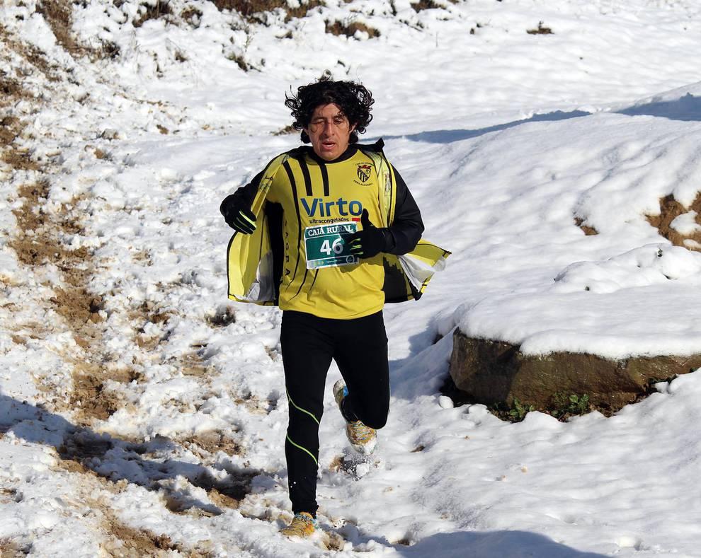I Cross Trail Arróniz (1/34) - Más de un centenar de corredores desafiaron a las condiciones metereológicas en Arróniz. - Correr por montaña DN Running -